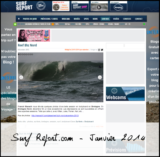 surf report 2014